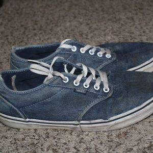 Vans of the Wall Shoes 10.5